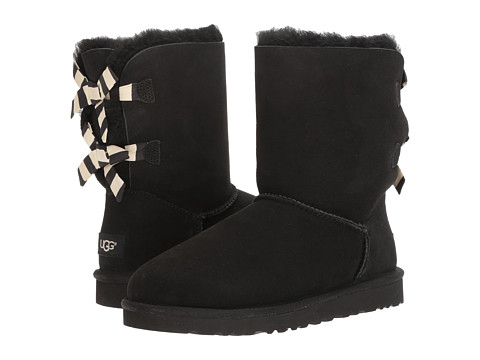 Ugg Boots Bailey Bow Stripe