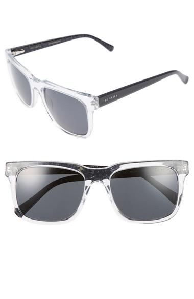 TED BAKER 55Mm Polarized Sunglasses