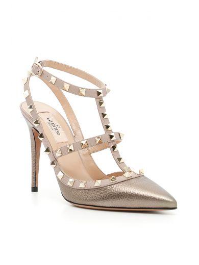 VALENTINO Rockstud Ankle Strap