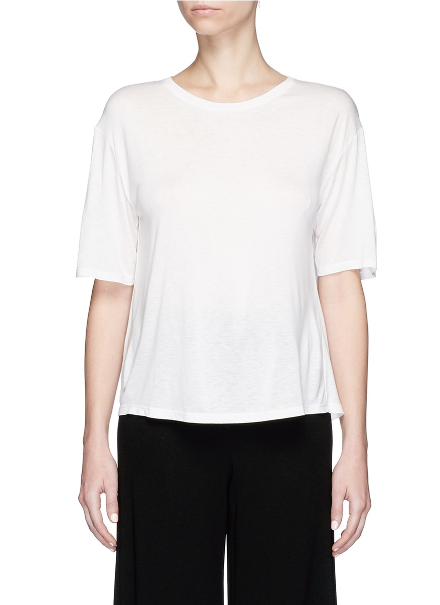 THEORY 'Eligia' Relaxed T-Shirt