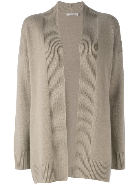 VINCE Cashmere Knitted Cardigan