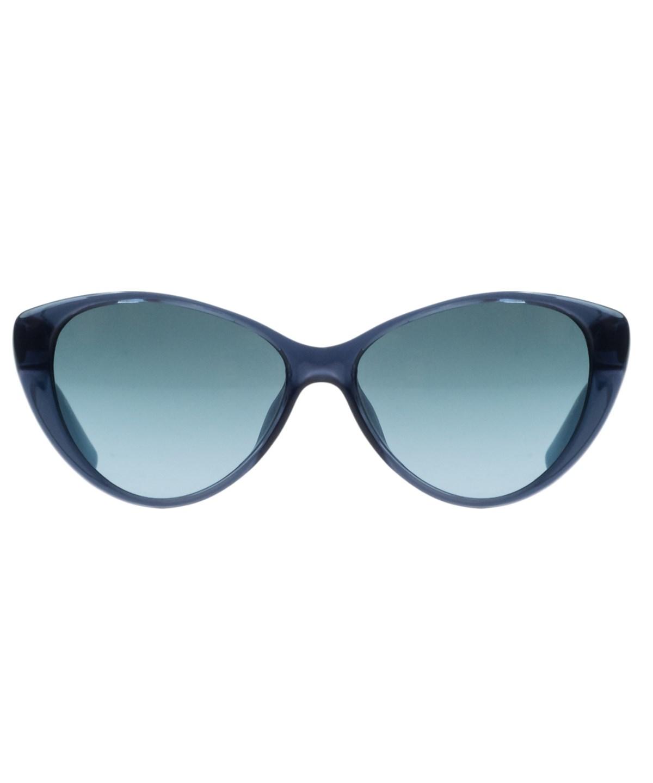 L3602/S 424 BLUE CATEYE SUNGLASSES