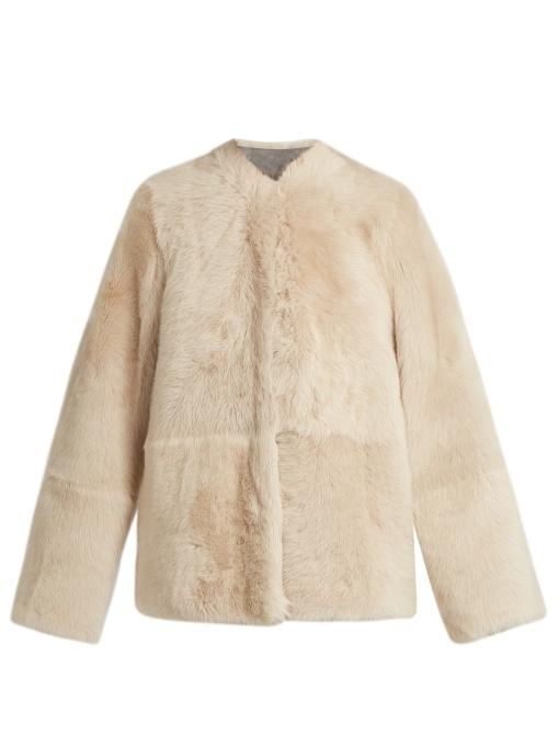 1970s shearling coat