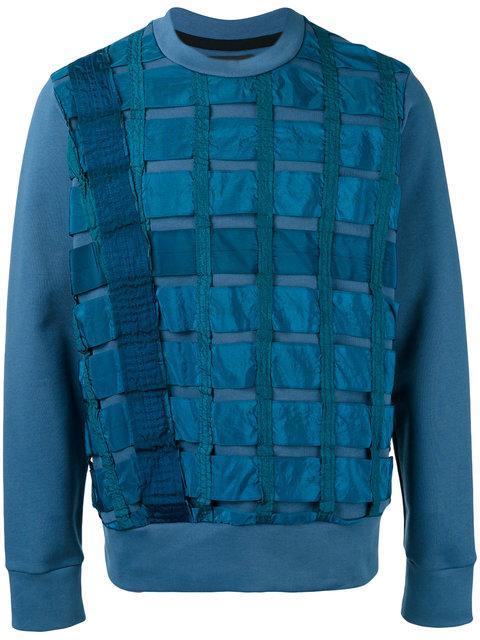 CHRISTOPHER RAEBURN 'Remade Airbrake' sweatshirt
