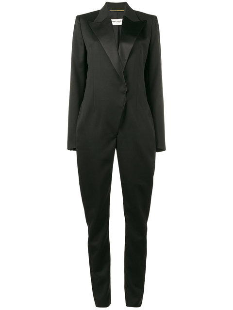Cashmere and silk jumpsuit