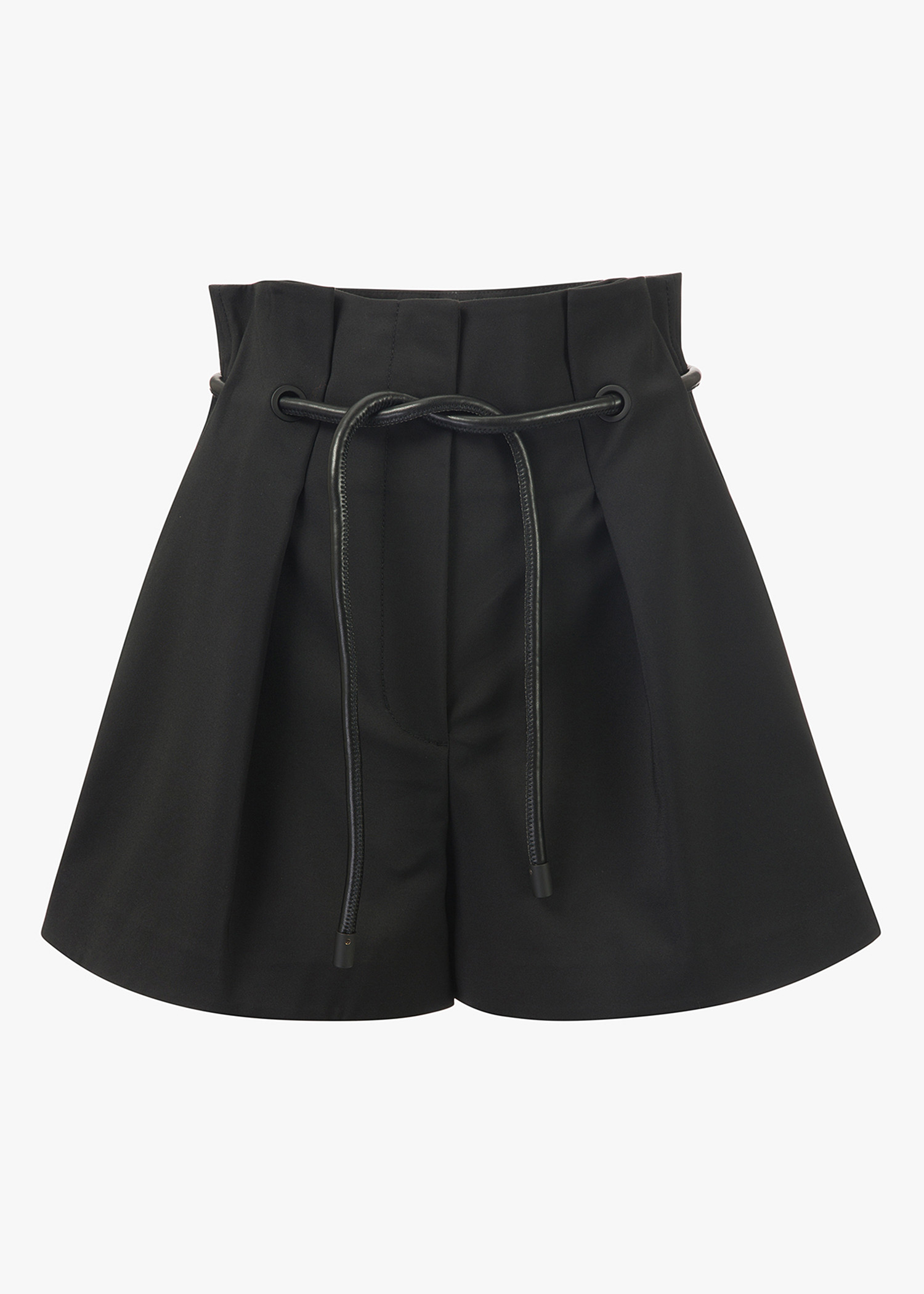 Webster Origami Pleated Shorts