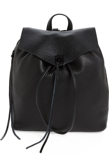 Rebecca Minkoff Leathers Darren Leather Backpack