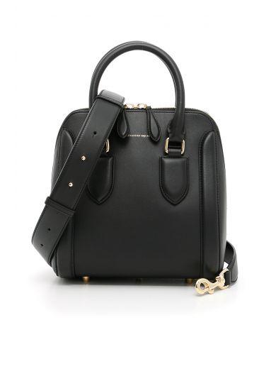 ALEXANDER MCQUEEN Medium Heroine Bag