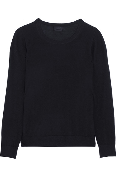 WOMAN CASHMERE SWEATER NAVY