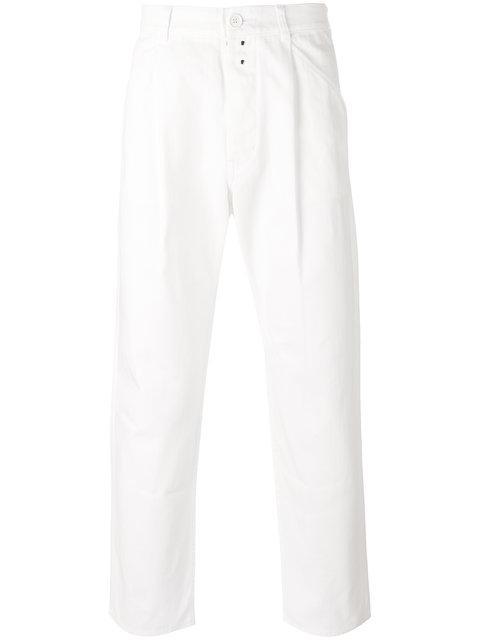GANRYU regular trousers