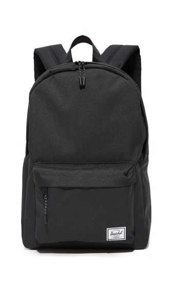 CLASSIC MID VOLUME BACKPACK - BLACK