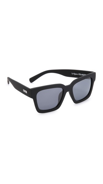 9ae13bd6a5 LE SPECS WEEKEND RIOT POLARIZED SUNGLASSES