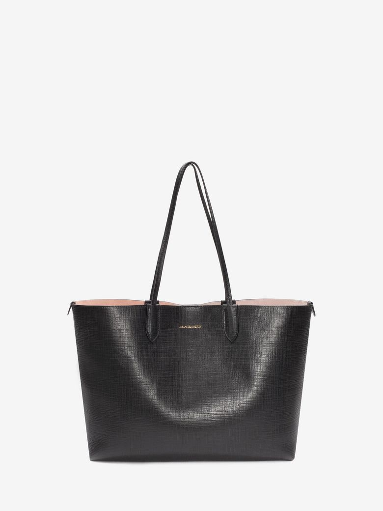 Alexander McQueen Large shopper tote Cheap Countdown Package Discount Cheap Price Pay With Visa Online Sale Manchester t5TRuLjiK