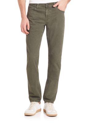 AG Graduate Slim-Straight Pants
