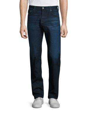 AG Graduate Slim-Straight Jeans