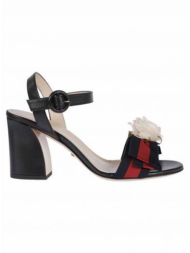GUCCI Gucci Gucci Mid-Heel Sandals