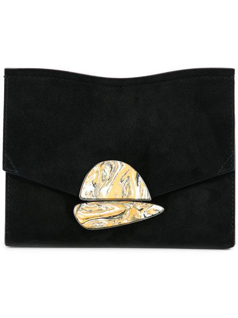 Proenza Schouler Leathers clutch bag