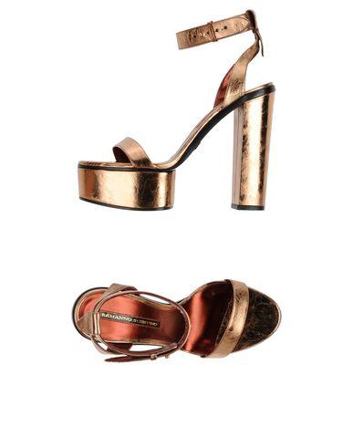 Ermanno Scervino Leathers Sandals