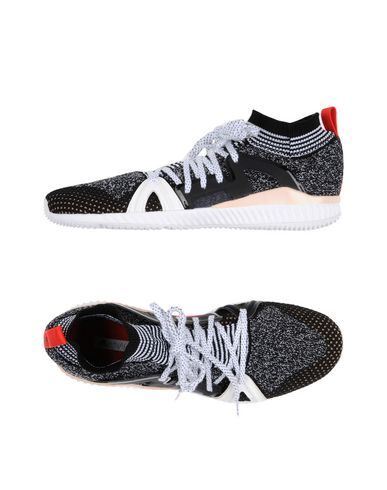 Edge Knit Trainer Sneakers