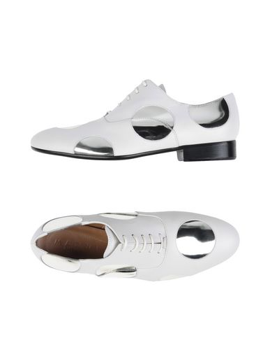 Marni Leathers LACED SHOES