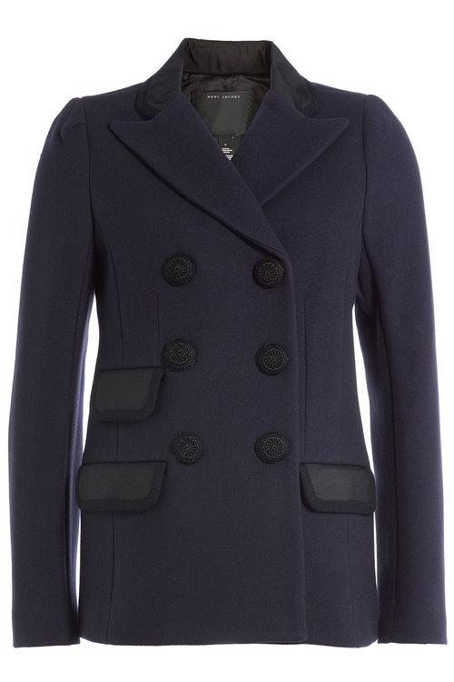 Marc Jacobs Wools Virgin Wool Jacket