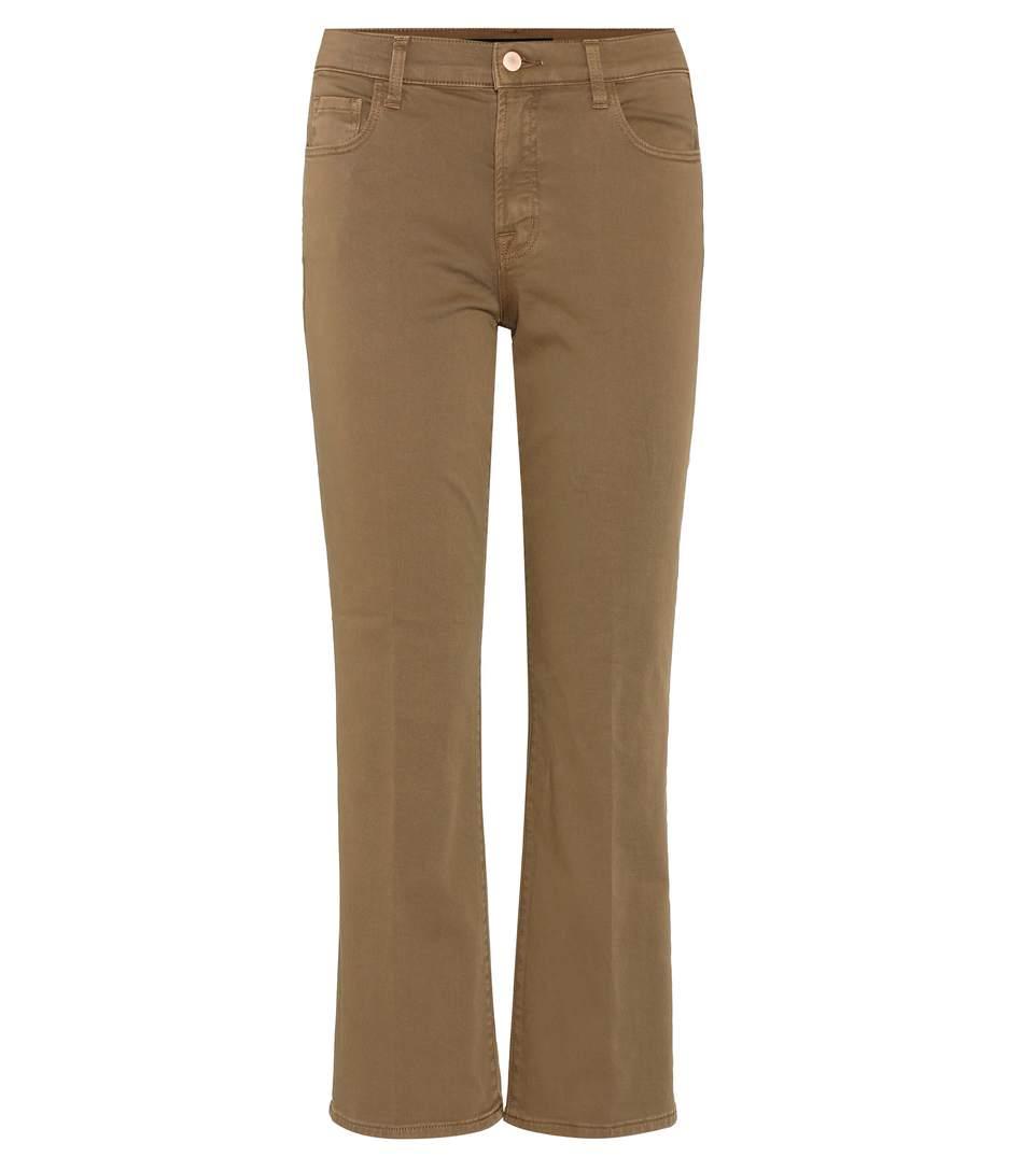 Jbrand - Selena Distressed Trousers