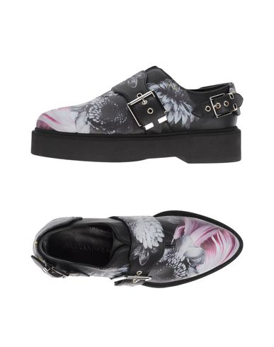 Alexander Mcqueen Leathers LOAFERS