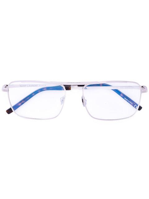 rectangle frame glasses