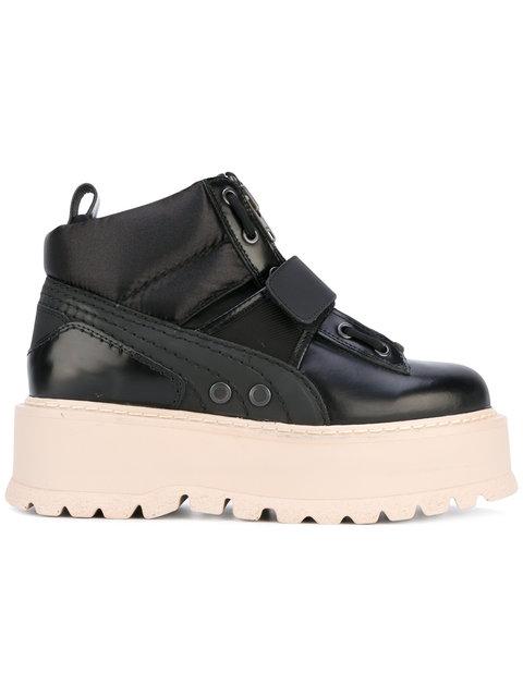 Fenty sneaker boots