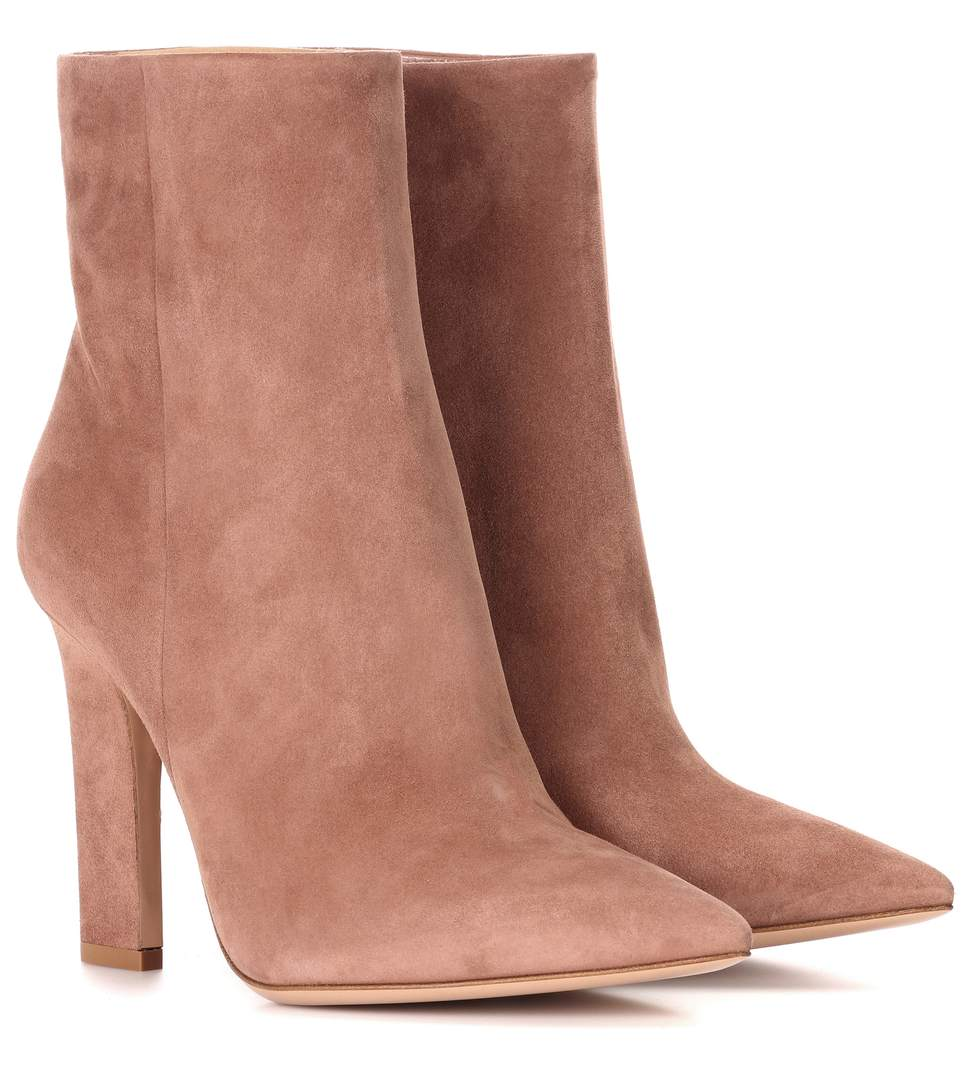 EXCLUSIVE TO MYTHERESA.COM - DARYL SUEDE ANKLE BOOTS