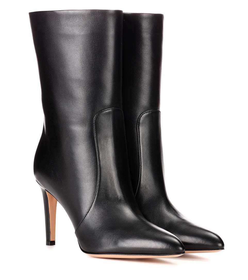 EXCLUSIVE TO MYTHERESA.COM - DANA LEATHER ANKLE BOOTS