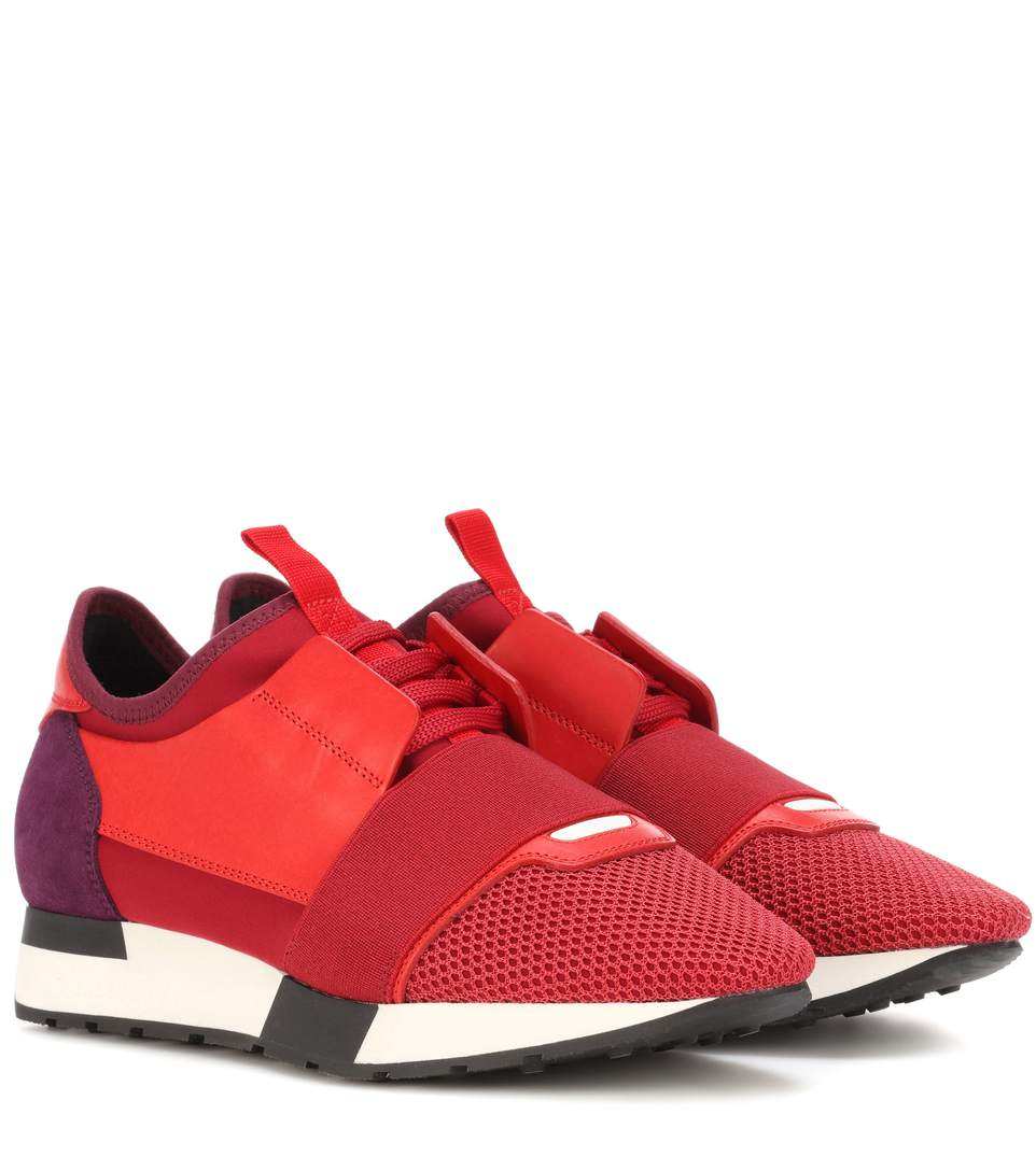 CLASSIC COLORBLOCK RUNNER SNEAKERS