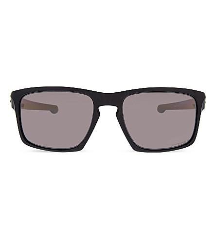 Sliver Prizm Daily Polarized D-Frame Sunglasses