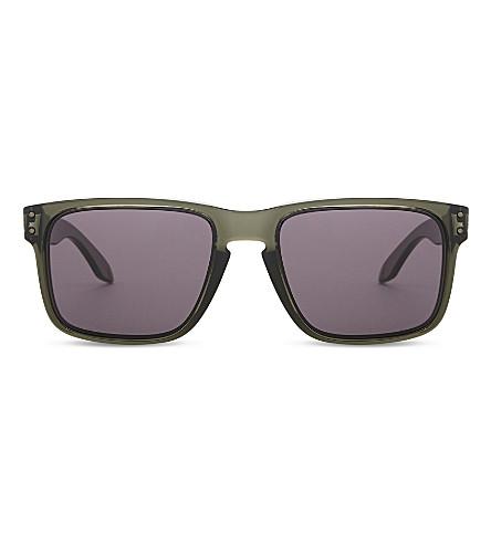Oakley Holbrook™ Square-Frame Sunglasses
