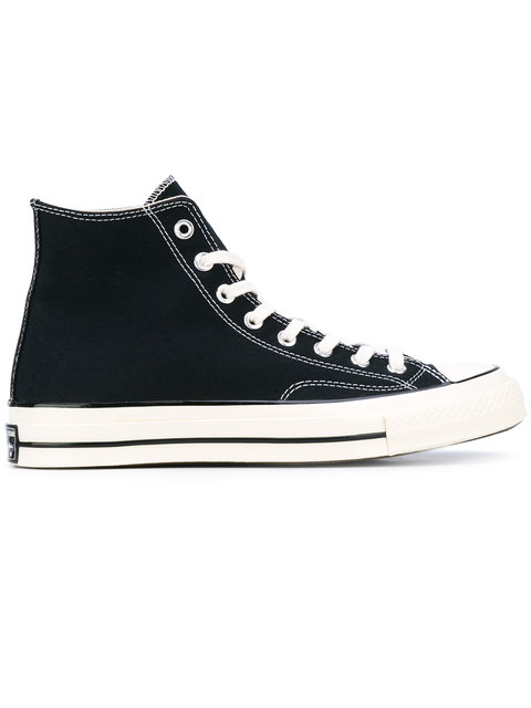 Black Chuck Taylor All-Star 1970's High-Top Sneakers
