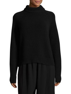 The Row Cashmeres Sephin Cashmere Turtleneck Sweater