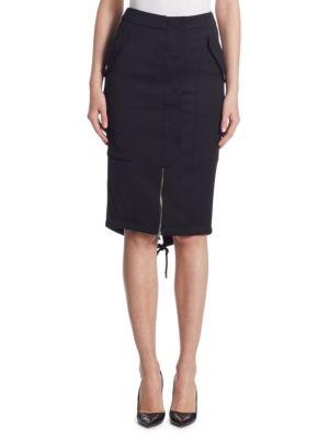 Military Cargo Skirt
