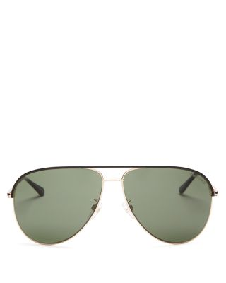 Erin Aviator Sunglasses, 61mm