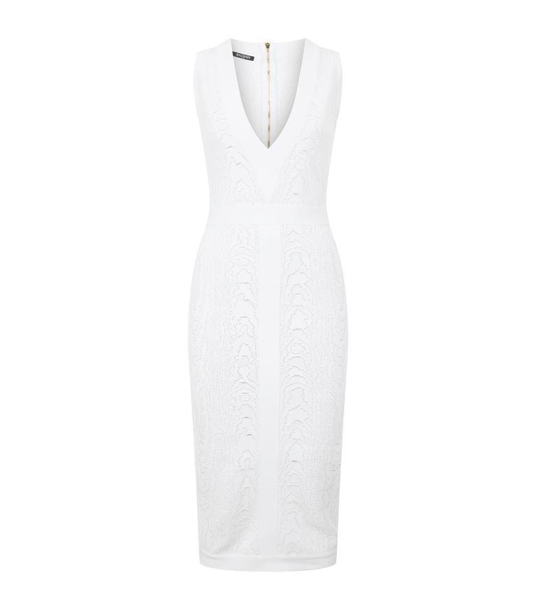 Balmain Midi dresses Jacquard Bodycon Midi Dress