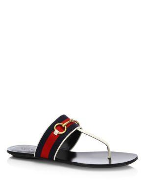 Querelle Web Thong Sandals