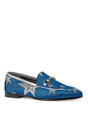 New Jordaan Star Lurex Loafers