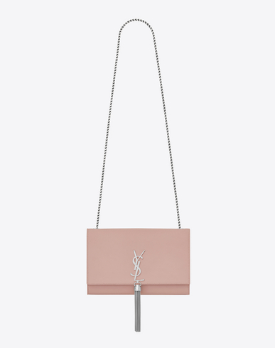 KATE MEDIUM WITH TASSEL IN SMOOTH LEATHER