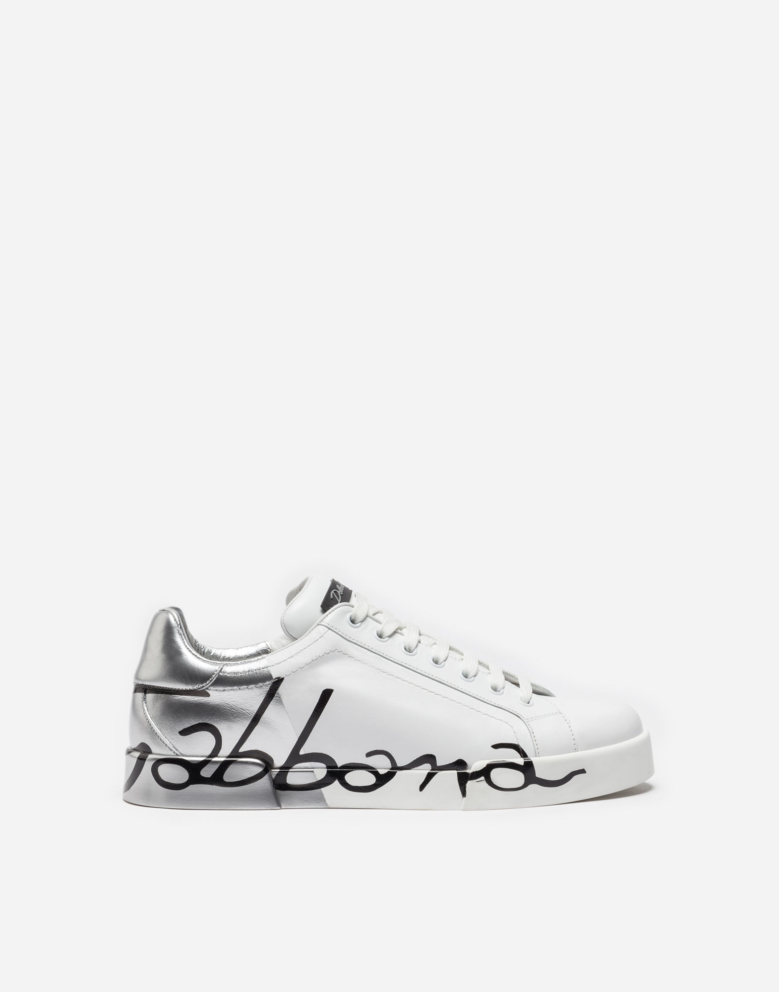 Dolce & Gabbana Portofno sneakers - White 2018 Newest Cheap Online Low Cost Online Cheap Sale Release Dates Clearance Huge Surprise VmskNo5E5