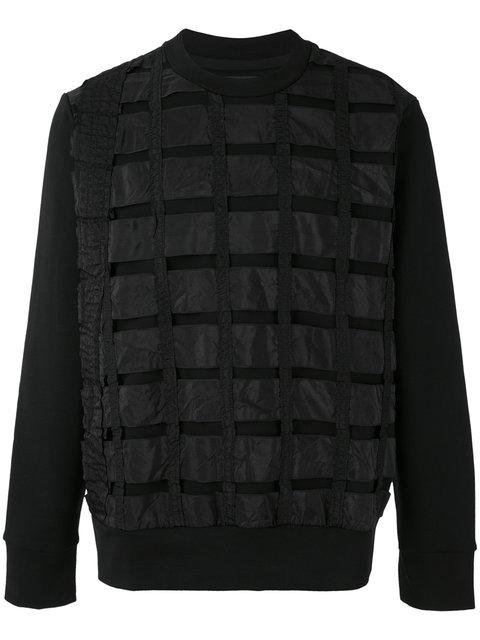 CHRISTOPHER RAEBURN Remade Airbrake sweatshirt