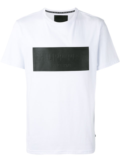 Philipp Plein Cottons 'Fred' T-shirt