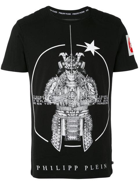 Philipp Plein Cottons 'Shiki' T-shirt