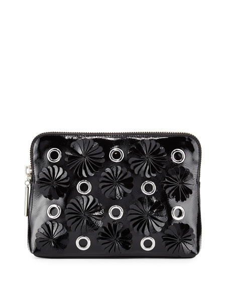 31 Minute Patent Leather Cosmetic Case