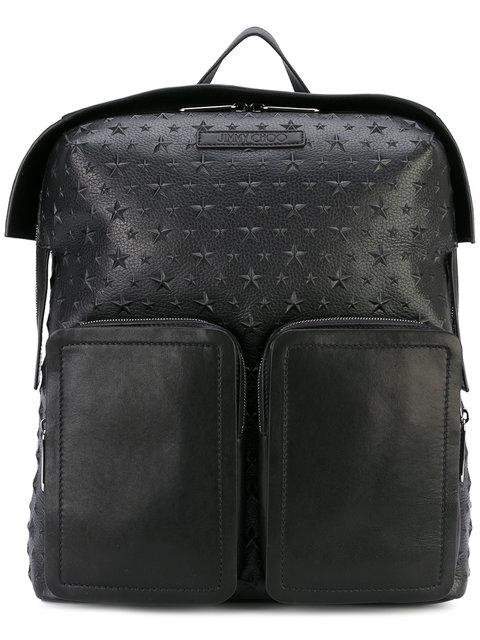 JIMMY CHOO - Lennox Backpack