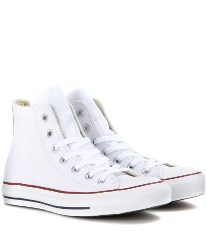Chuck Taylor® All Star® 'Lux' Hidden Wedge High Top Sneaker (Women)