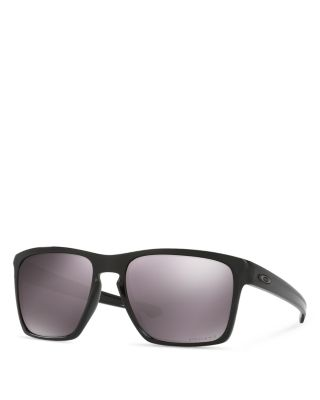 POLARIZED MAINLINK PRIZM BLACK IRIDIUM SUNGLASSES, OO9264 57